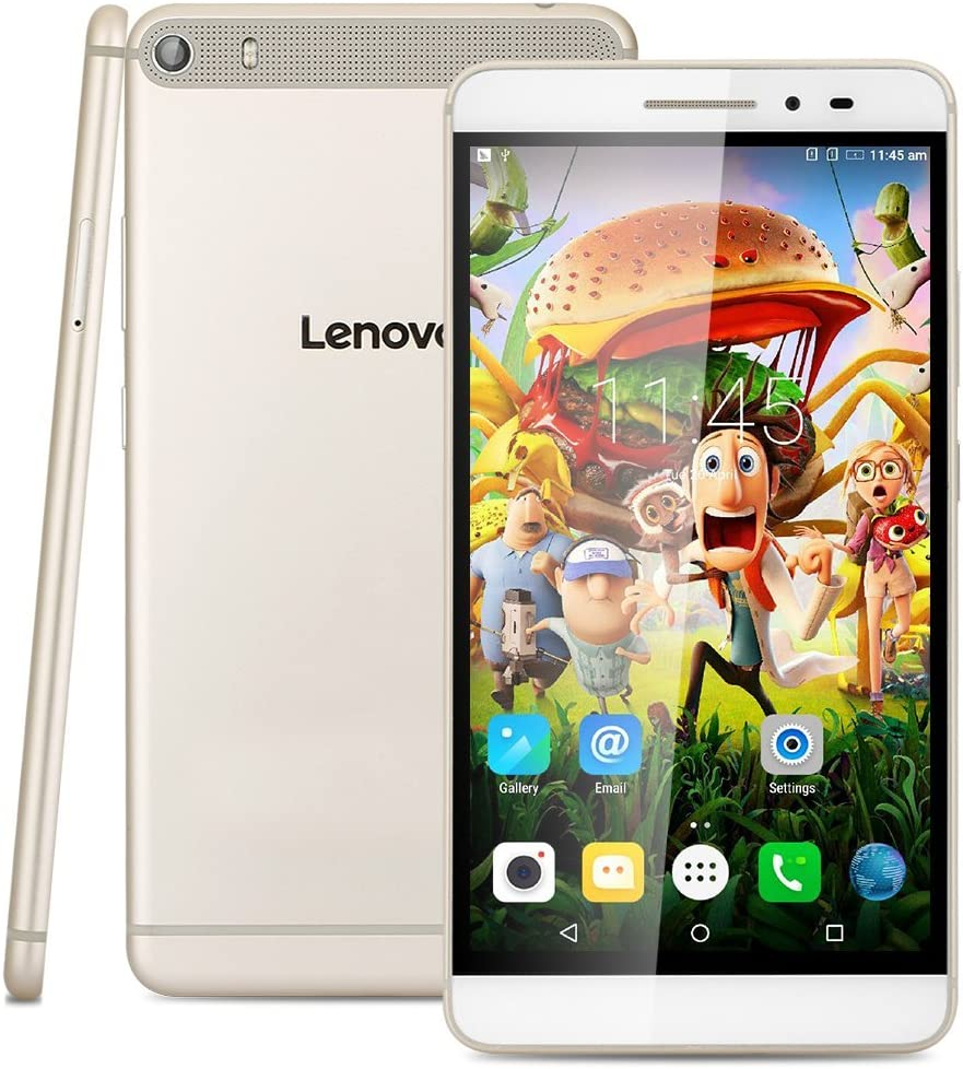 Lenovo PHAB Plus 4G Lte - Tablet PC Smartphone Libre Android 5.0 (6.8