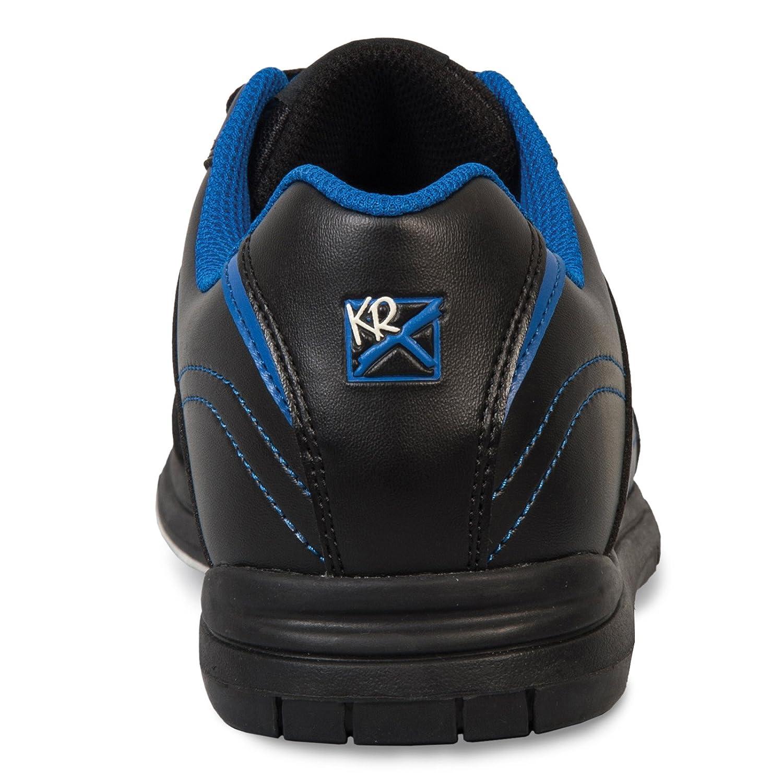 KR Strikeforce M-033–130 Flyer Bowlingschuhe, Schwarz MAG blau, blau, blau, Größe 13 c20e3d