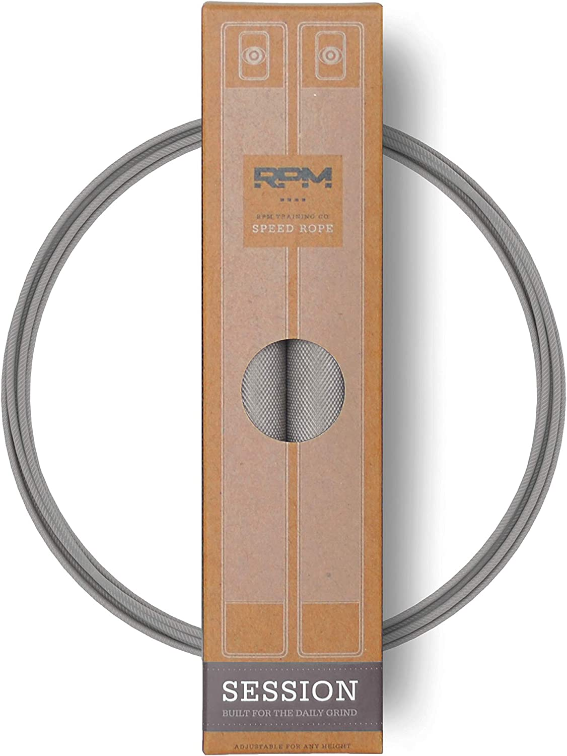 Pewter RPM Speed Rope 3.0