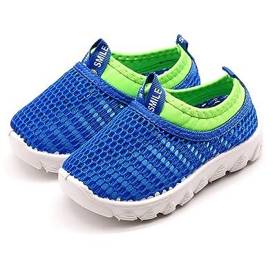 Amazon.com: Namektch Zapatos de Agua para Niñas, Zapatillas ...