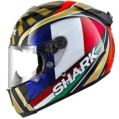 Shark He8665 Race R Pro Carbon Zarco Requin Road Racing Casque De