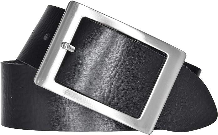BERND GÖTZ Vollrindledergürtel 4 cm breit Jeansgürtel kürzbar Herren Damen Belt