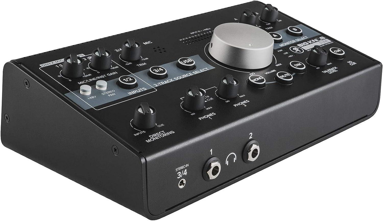 Mackie Studio Bundle w// 2 Monitors+Interface+Dynamic+Condenser Mic+Headphones.