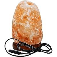 Lampara de sal Natural original Himalaya USB con 9 colores cambiando (USB menos de 1 KG)