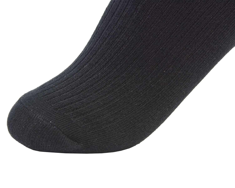 5b0cf727ee9c2 VIVIKI Women Socks, Super Soft Combed Cotton Socks, Plain Ankle Socks 3  Pack (Black) at Amazon Women's Clothing store: