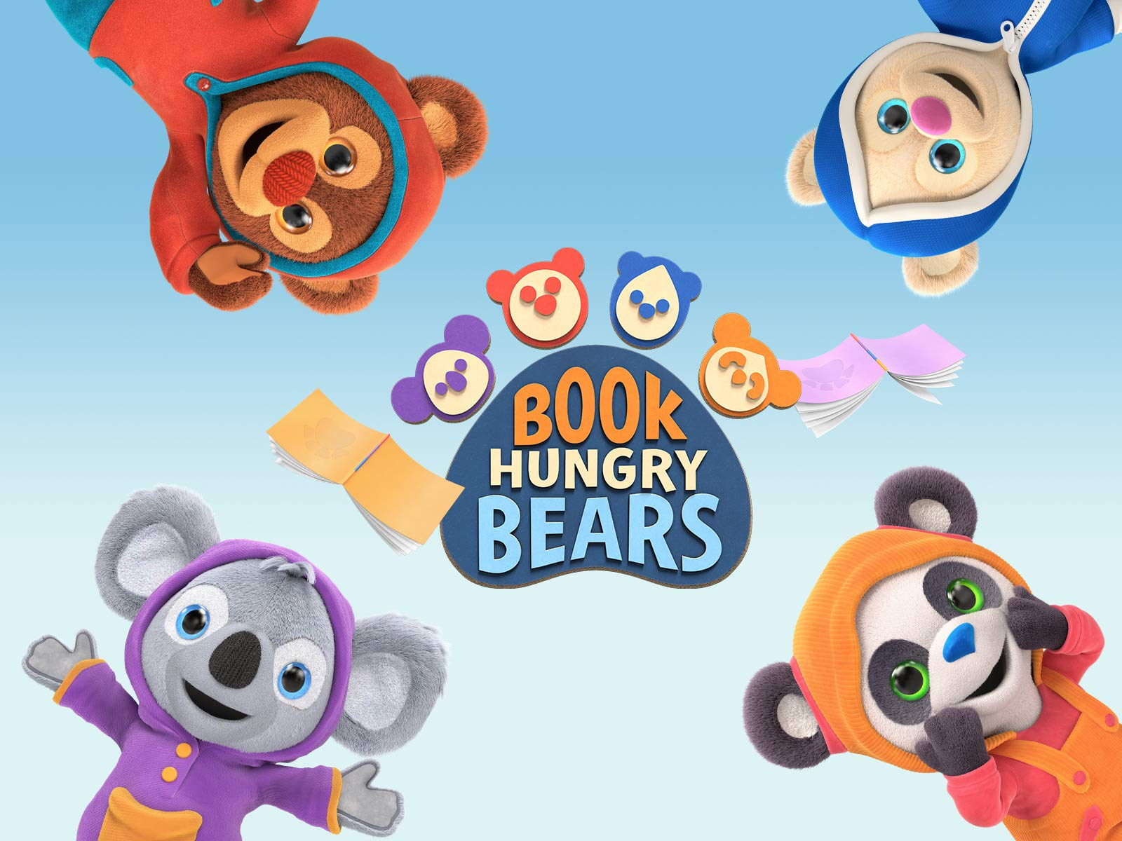 Book Hungry Bears on Amazon Prime Video UK