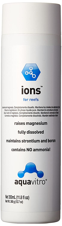 Seachem AquaVitro Ions - Bote para Agua (11,8 oz): Amazon.es: Industria, empresas y ciencia