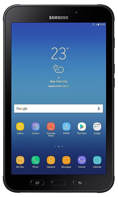 "Samsung Galaxy Tab Active2 SM-T395NZKAPHE - Tablet (20,3 cm (8"""