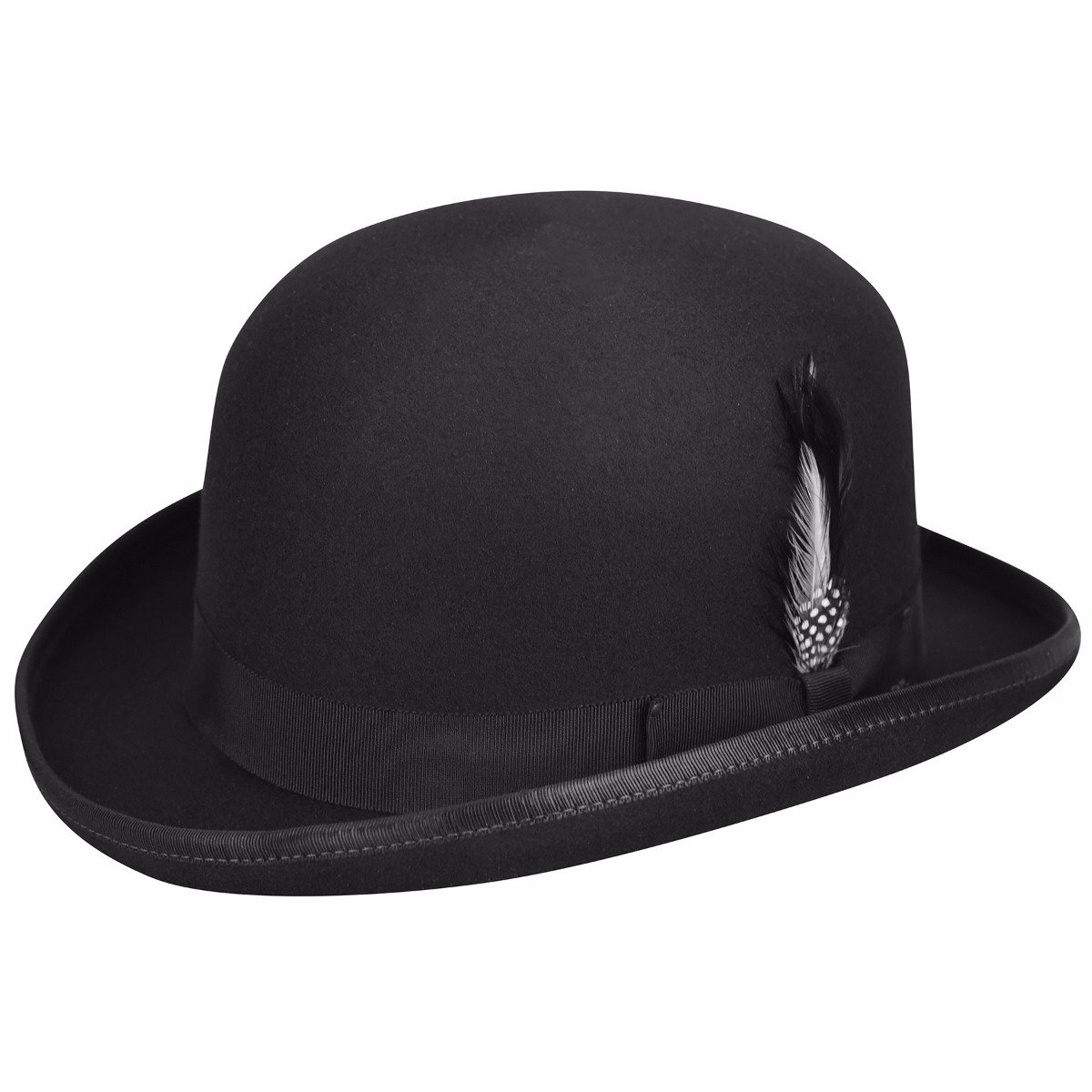 4db7e95af6b Bailey Of Hollywood Men Derby Hat at Amazon Men s Clothing store