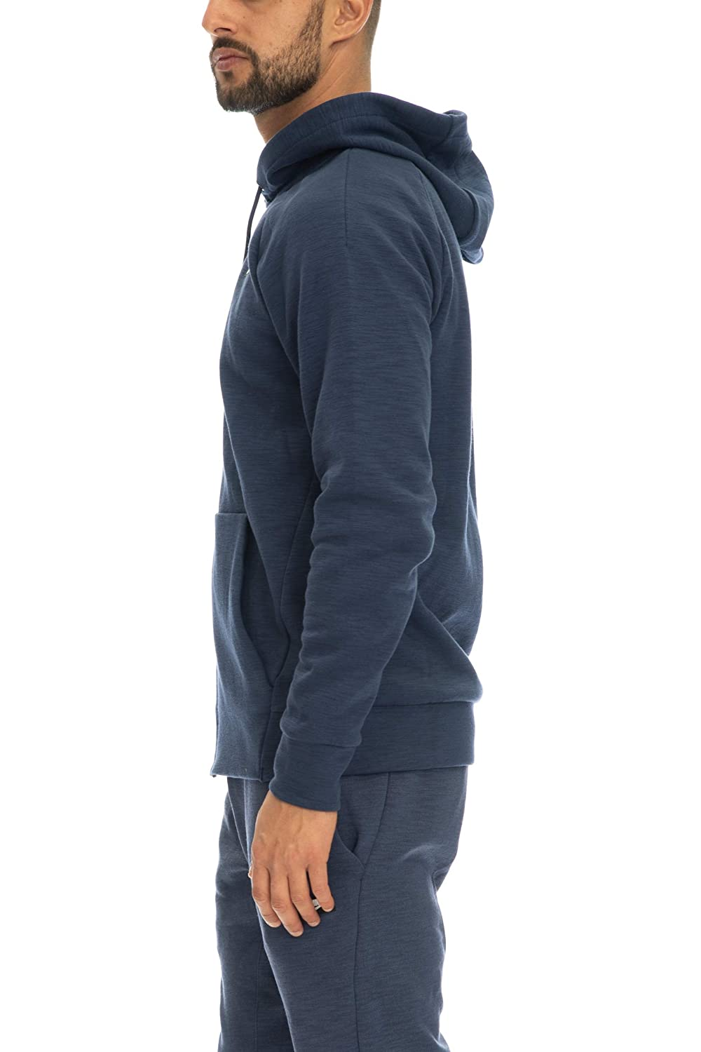 TALLA M. Nike Full Zip Optic Chaqueta con Capucha, Hombre