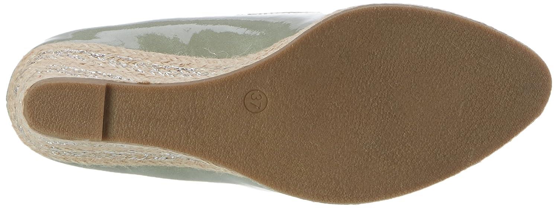 MARCO TOZZI Damen 22440 Plateau 768) Schuhe Grün (Mint 768) Plateau 792597