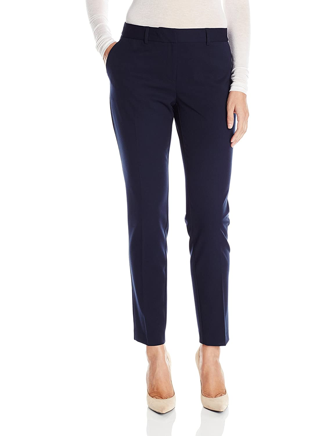 Jones New York Womens Plus-Size Plus Size Grace Full Length Pant Jones New York Women' s Sportswear JMWEKG7011