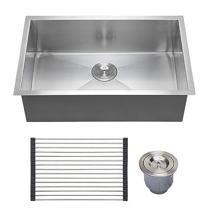 Voilamart Stainless Steel Kitchen Sink 28\