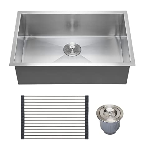 Voilamart Stainless Steel Kitchen Sink 28\