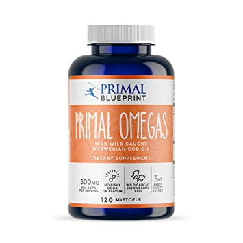 Amazon primal blueprint primal omegas 90 count health primal blueprint primal omegas 90 count malvernweather Choice Image