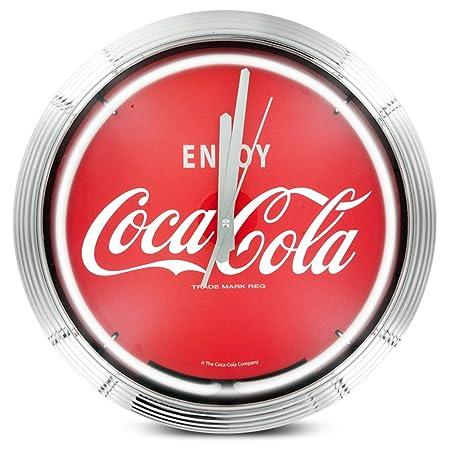 Coca Cola 276902 Coca Cola 15 Neon Wall Clock