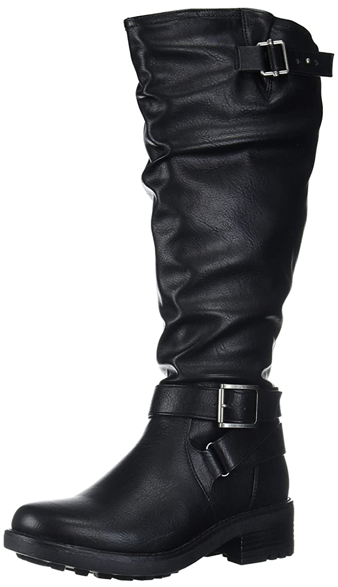 Womens Carlos by Carlos Santana Sabina Knee High Boot Wide Calf