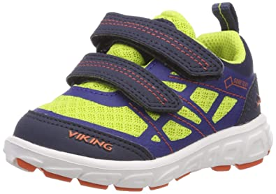 8fd08d8c Viking Unisex Kids' Veme Vel GTX Cross Trainers: Amazon.co.uk: Shoes ...