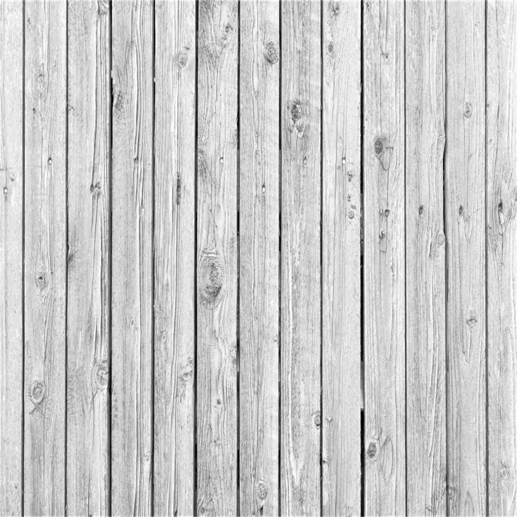 Vinilo-doble cara-Duo 2m X 5m Gris y Blanco Fondo Fotográfico de telón de fondo