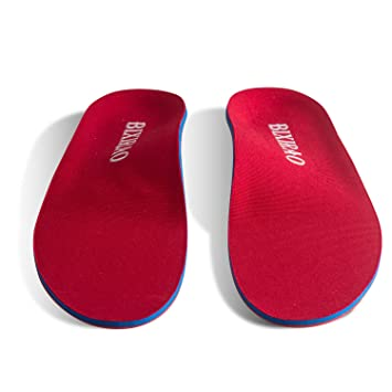 ed63693d51a Amazon.com  Orthotics Insoles Inserts Arch Support for Flat Feet ...
