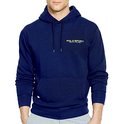 e58ae12bfaf2 Polo Ralph Lauren Fleece Pullover Hoodie (Medium