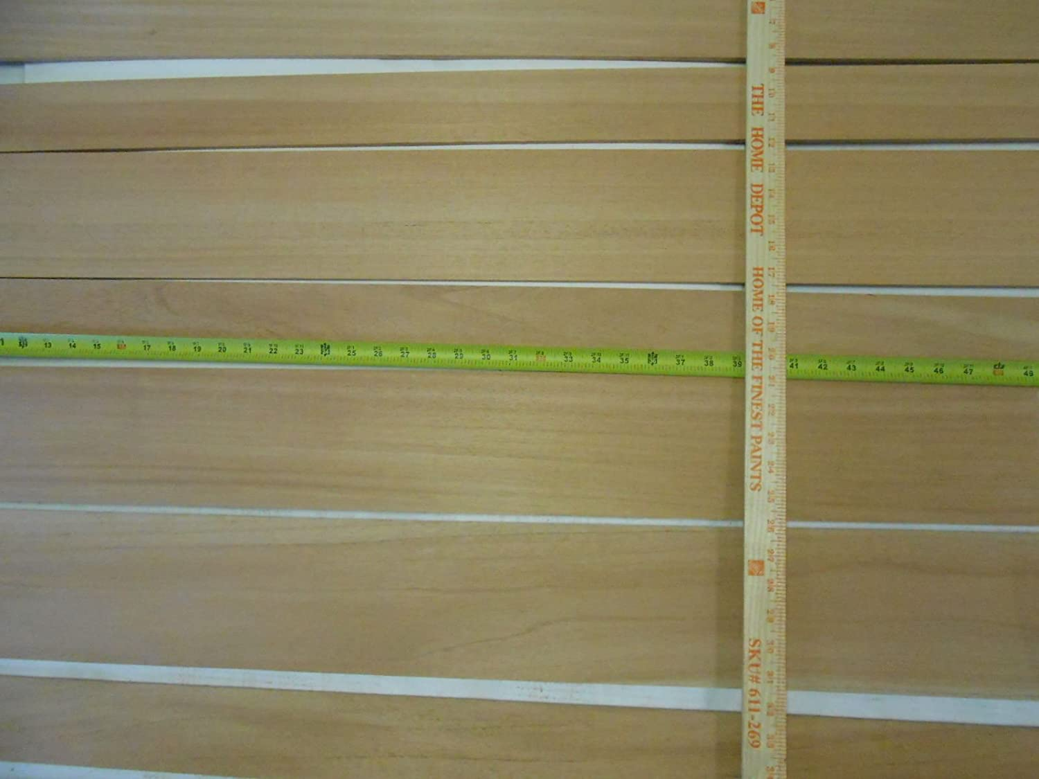five square feet of Spanish Cedar solid wood 1//4 veneer for humidors kiln dried and sanded