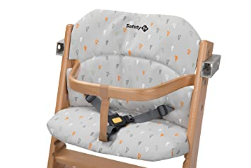 Safety GreyAmazon Timba co 1st Highchair ukBaby CushionWarm w0OknP