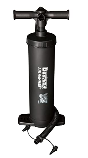 Inflador Manual Bestway Air Hammer Inflation Pump 48 cm