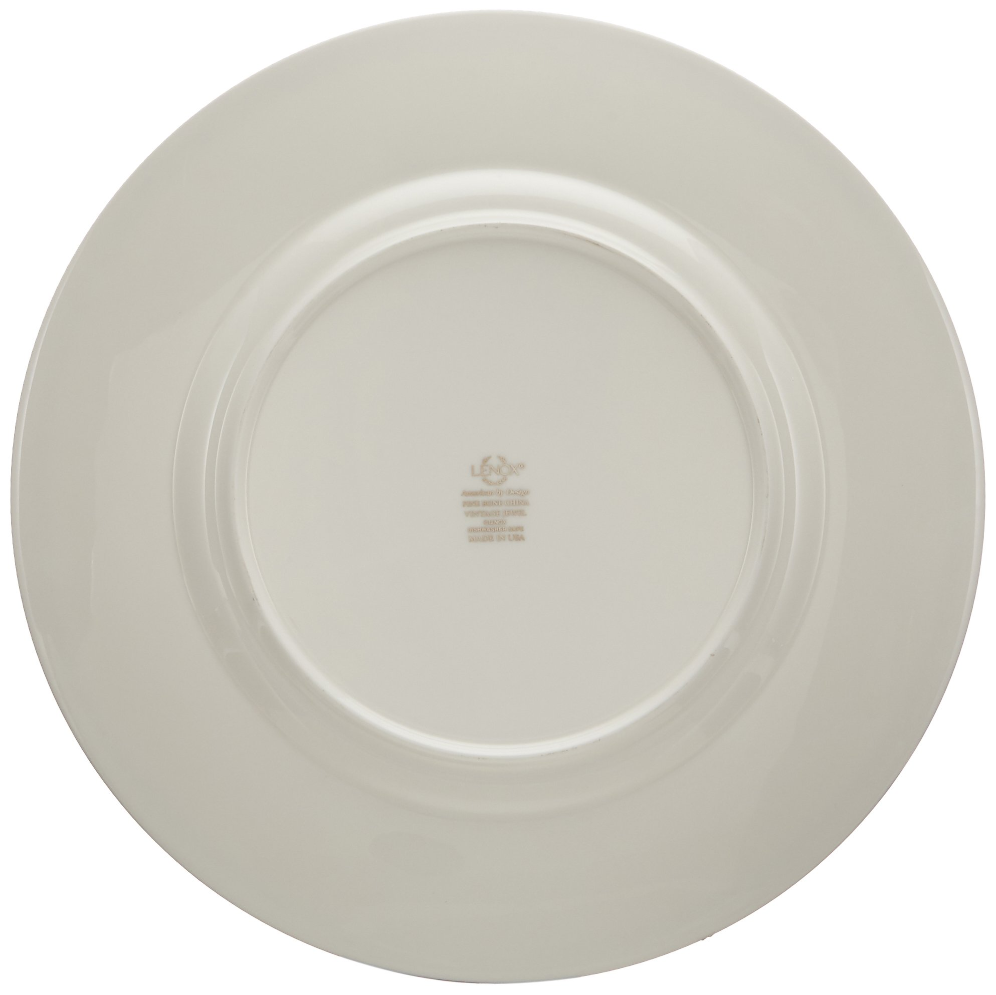 Lenox Vintage Jewel Platinum-Banded Bone China 5-Piece Place Setting, Service for 1 by Lenox (Image #8)