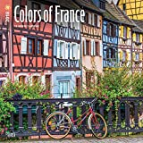 Colors of France 2018 12 x 12