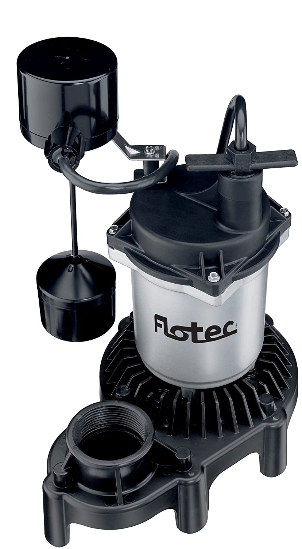 Flotec FPZS33V 1/3 HP Sump Pump High-Output Performance