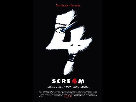 Posterhouzz Movie Scream 4 Hd Wallpaper Background Fine Art