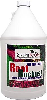 GS Plant Foods 5.99 pounds Compost For Garden Soil