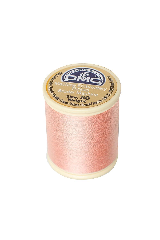 DMC 237A-50353 Cotton Embroidery Thread 50WT 547Yds Peach