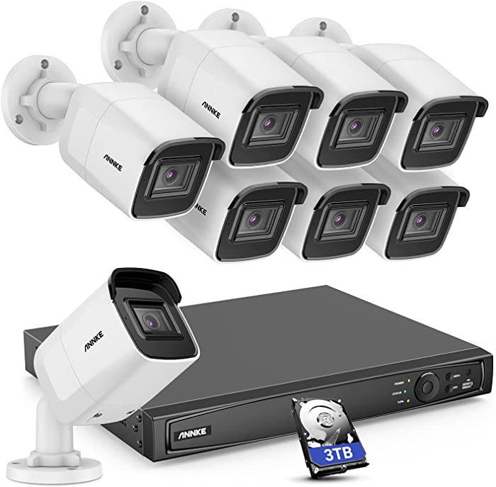 Top 10 Annke Poe Home Security Camera System