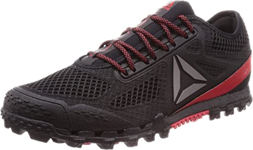 Reebok at Super 3.0 Stealth, Chaussures de Trail Homme