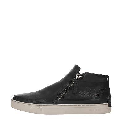 CRIME Sneakers Scarpe Uomo Autunno Inverno Nero Art 11125A16B G 20 C10M A16 208093307f8