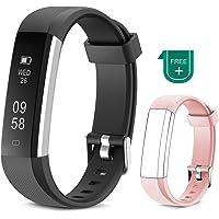 Muzili Fitness Tracker Waterproof Sport Bracelet Touchscreen Fitness Watch Activity Tracker with Step Tracker/Calorie Counter/Sleep Monitor Tracker/Call Notification Push for Kids Women and Men