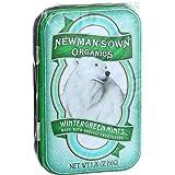 Newman's Own Organics Mints Wintergreen, 1.7600-ounces (Pack of6)