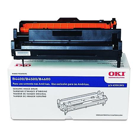 Amazon.com: Okidata Image Drum for impresora (43501901 ...
