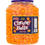 Cheddar Cheese Balls Made With Real Cheese, 35 OZ
