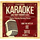 Stagesound Karaoke - Sing The Hits Of Joe Diffie - Amazon ...