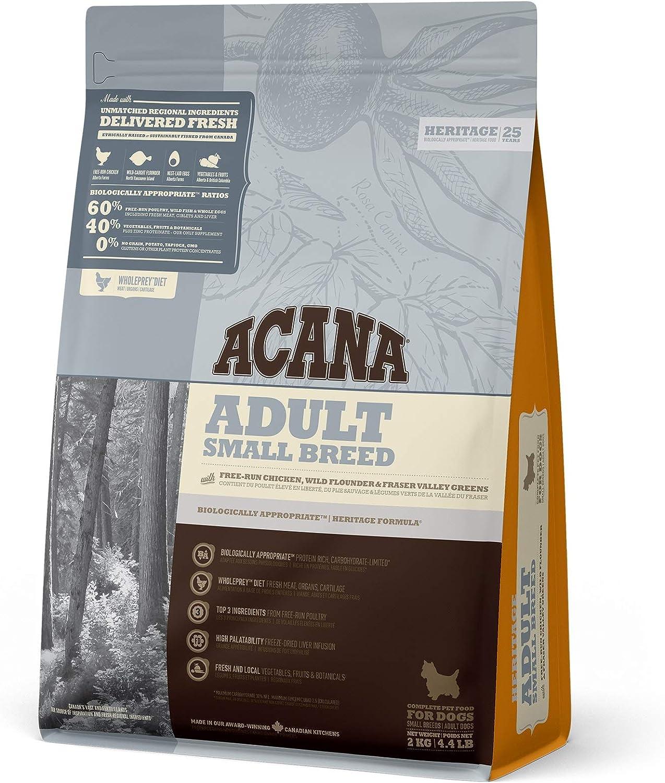ACANA Adult Small Comida para Perros - 2000 gr