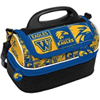 West Coast Eagles AFL Footy Dome Lunch Box Cooler Bag