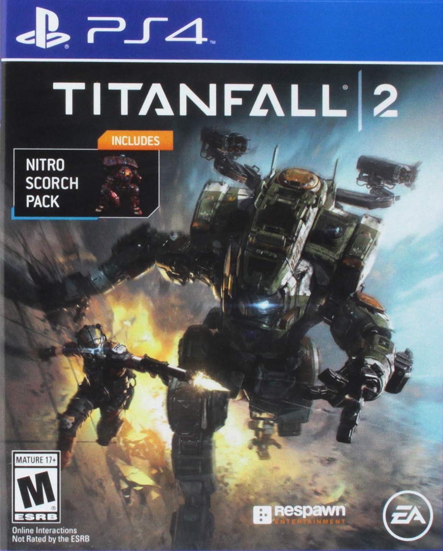 Titanfall 2 (SEMINUEVO)