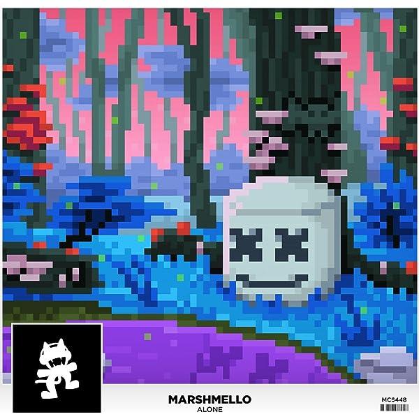 Alone By Marshmello On Amazon Music Amazon Com