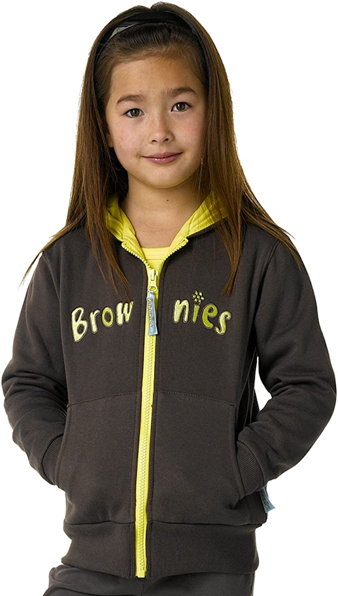 Sizes Yellow Gelb 24 Brownie Girls Guide Short Sleeve
