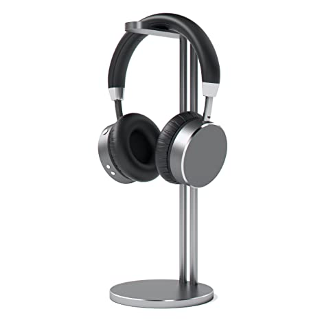9f58b2505ac Satechi Aluminum Slim Headphone Headset Stand - Universal Fit - Compatible  with Bose, Sony,