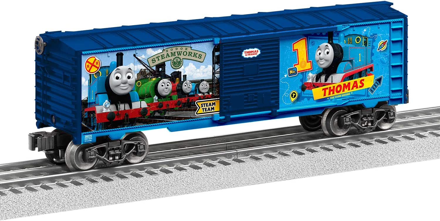 Lionel Trains - Thomas the Tank Engine Boxcar