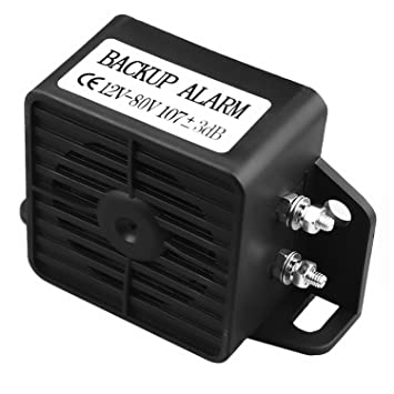 Amazon.com: GAMPRO - Alarma de advertencia de 12 V-80 V, 107 ...